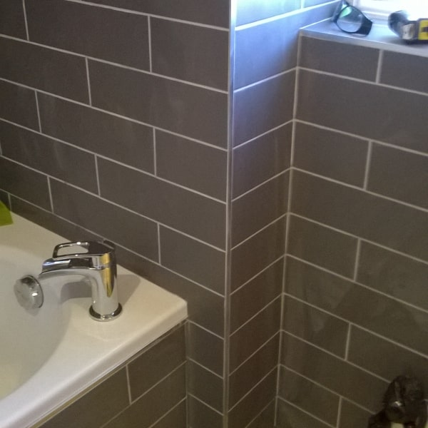 bathroom fitted by DGM