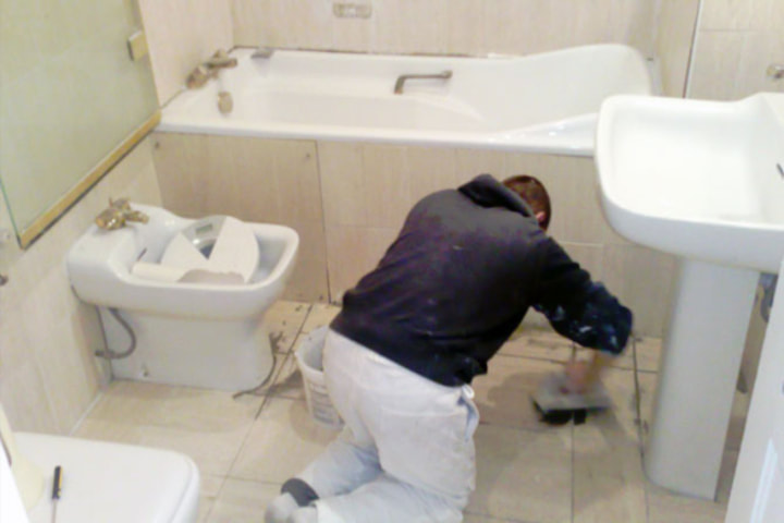 Swindon bathroom fitters