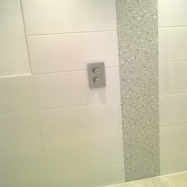 tiles fitted by DGM Interiors