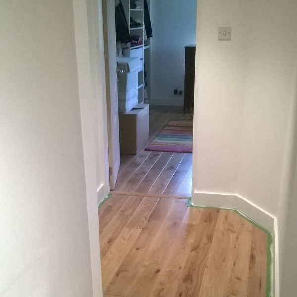 flooring fittedb by DGM of Swindon