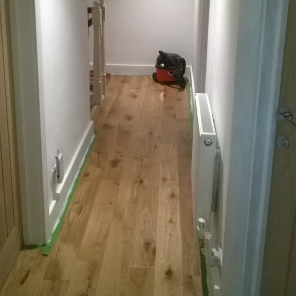wooden floor in swindon