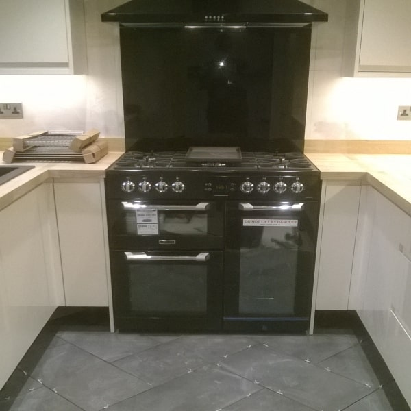 kitchen fitted by DGM